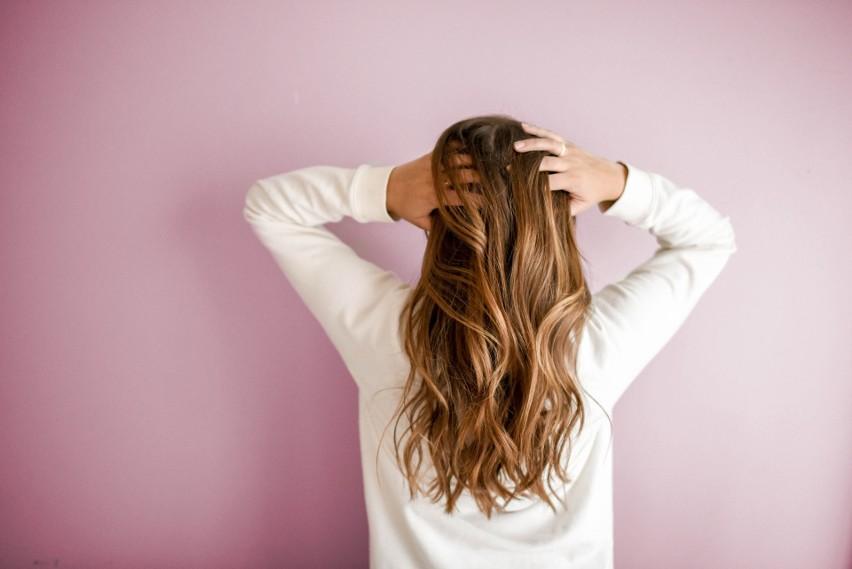 Olej konopny na włosy...