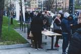 W Toruniu trwają masowe szczepienia przeciwko COVID-19 [zdjęcia, wideo]