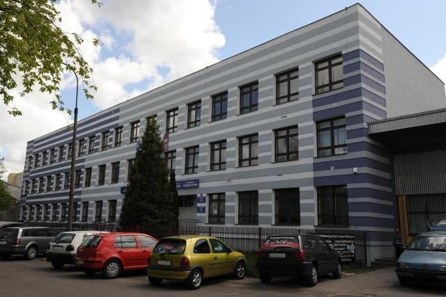 Budynek Szkoły Mistrzostwa Sportowego w Słupsku
