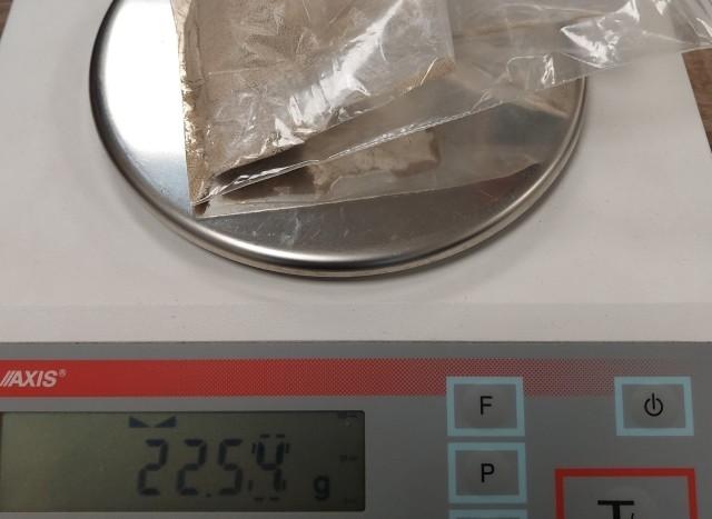Udaremniono przemyt narkotyków do zakładu karnego