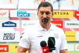 Trener Sandecji po porażce szuka pozytywów: Mamy wspólny cel