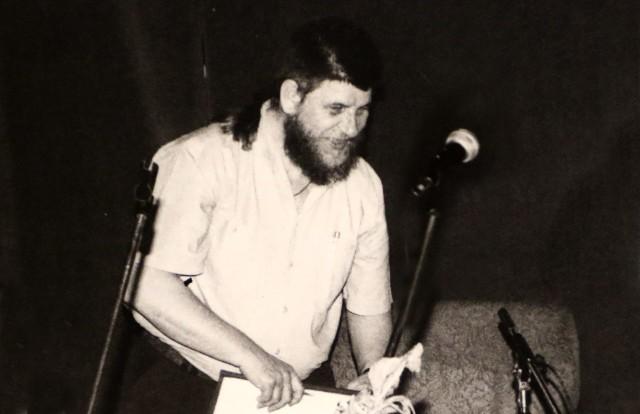 Andrzej Krupczyński kochał mikrofon, a mikrofon kochał jego głos