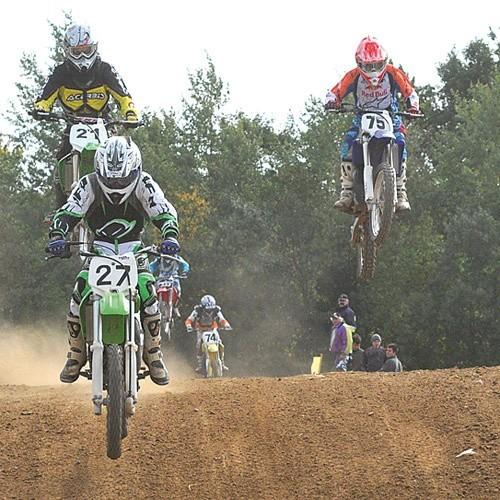Motocrossowcy z Koszalina odnieśli spory sukces.