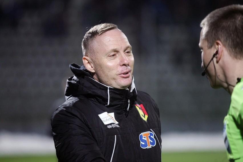 Ireneusz Mamrot trenerem Jagiellonii Białystok