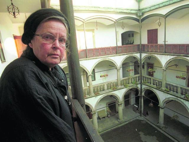Po II wojnie światowej Maria Krystyna razem z najbliższą rodziną została zmuszona przez władze komunistyczne do wyjazdu z Polski . Wróciła do Żywca w 2001. Mieszkała tu do swojej śmierci w 2012 r.