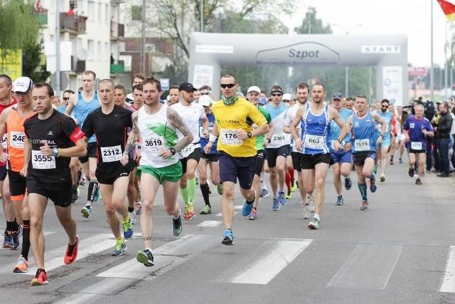 10 km Szpot Swarzędz: Największy bieg w historii miasta. Rywalizowało 4 tys. zawodników