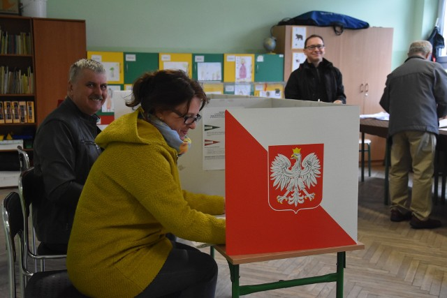 Trwają wybory samorządowe w Rybniku i powiecie rybnickim