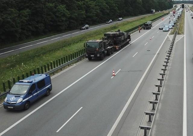 Do wypadku doszło w poniedziałek, 5 lipca