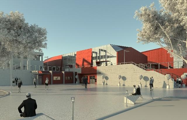 Wśród propozycji na nazwę obiektu pojawiły się m.in. Sękacz Arena, Szkwał, Team Spirit, Kocham Sport czy Kartacz Arena