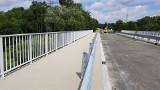 Drugi most na Odrze w Krapkowicach. Konstrukcja obiektu jest już gotowa. Otwarcie w listopadzie 2020 roku