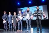 Stargardzka Gala Przedsiębiorczości. Po raz pierwszy przyznano Nagrodę im. Sławomira Pajora ZDJĘCIA