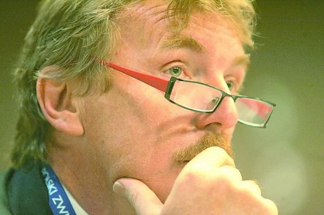 Zbigniew Boniek jest kandydatem na prezesa PZPN.