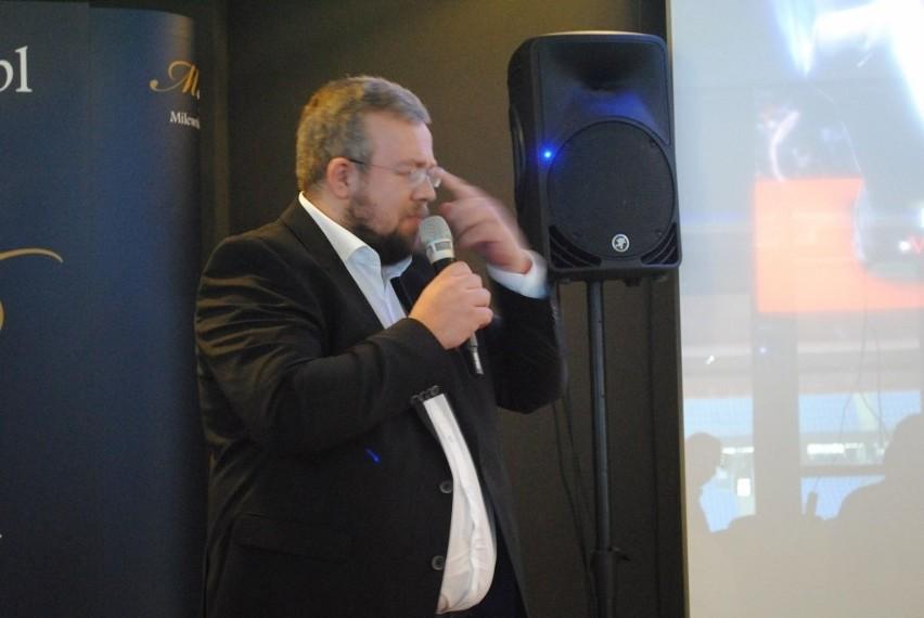 Nick Vujicic, najbardziej znany mówca motywacyjny na...