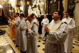Kraków. Uroczysta ceremonia na Wawelu. Metropolita udzielił święceń kapłańskich