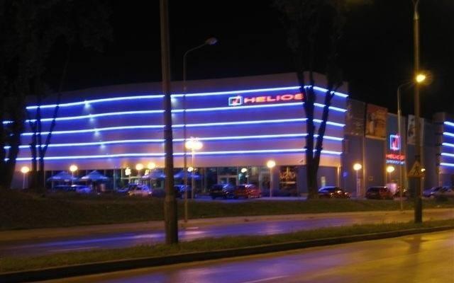 Kino Helios w Radomiu.
