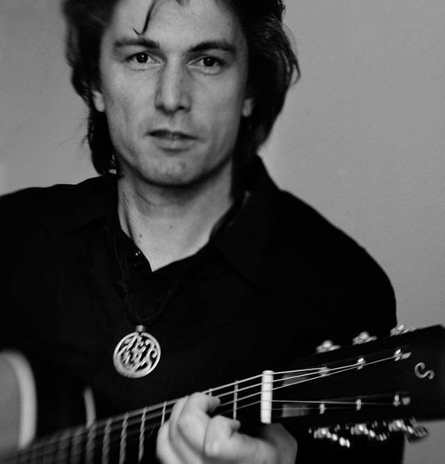 Damir Hallić wystąpi w Białymstoku z projektem Guitar Power