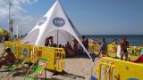 W Darłówku ruszył Projekt Plaża. Konkursy, animacje i zumba [PROGRAM, ZDJĘCIA, WIDEO]