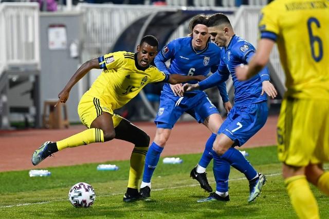 Alexander Isak, pod nieobecność Zlatana Ibrahimovicia, ma być największą strzelbą Szwedów w finałach piłkarskich ME