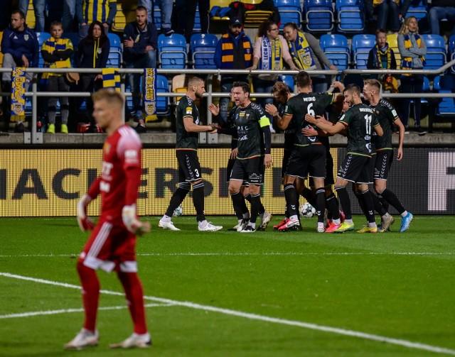 Radomiak wrócił do Radomia, ale nie pokonał GKS Tychy w zaległym meczu