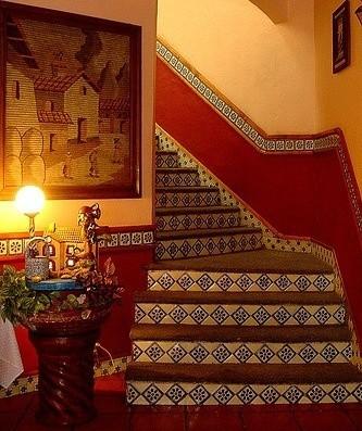 Gorące meksykańskie kolory ocieplą każdy dom.