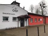 Strażnica Ochotniczej Straży Pożarnej w Gałkowie Dużym będzie wyremontowana