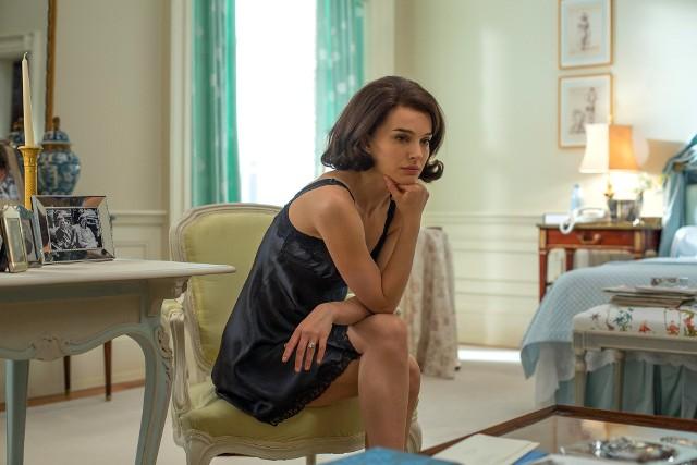 """""""Jackie"""": Natalie Portman w życiowej roli jako bohaterka i współautorka wielkiej amerykańskiej narracji. Będzie Oscar?"""