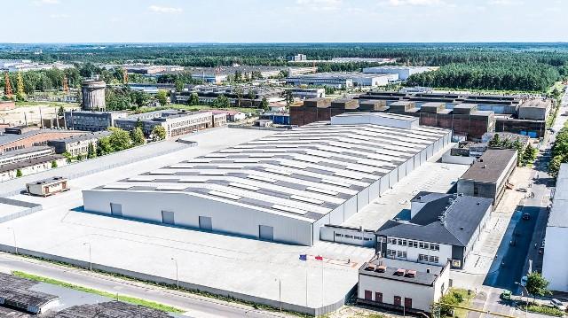 Łączna powierzchnia produkcyjna Grupy Cellfast liczy ponad 70 tys. metrów kwadratowych.