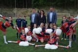 Minister sportu Danuta Dmowska-Andrzejuk odwiedziła Gorzów. Mówiła o stadionie, hali oraz programie Klub