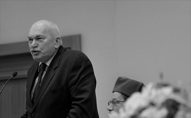 Zmarł Mirosław Handke