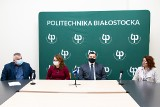 Politechnika Białostocka. ProtectMed. Naukowcy stworzą innowacyjne rozwiązania dla szpitala MSWiA w Białymstoku (zdjęcia)