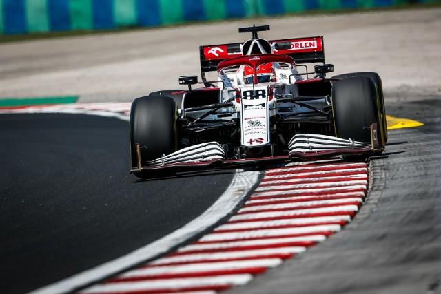 Robert Kubica zakończył kwalifikacje do Grand Prix Holandii na 18. miejscu