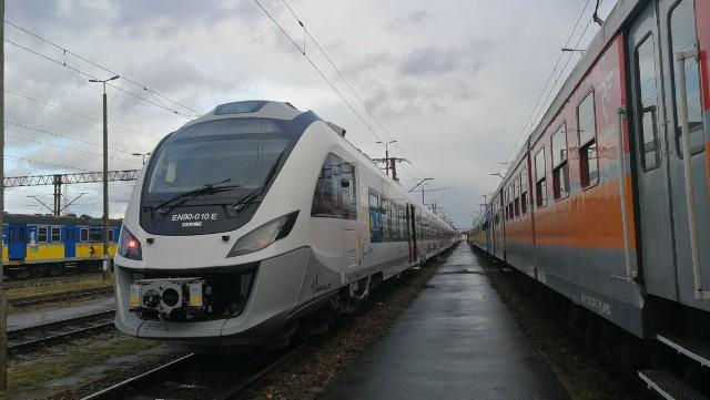 Impulsy to jedne z najnowocześniejszych elektrycznych zespołów trakcyjnych (EZT), jakie kursują po polskich torach. Pomorskie Impulsy mogą jeździć z prędkością nawet do 160 km/h.