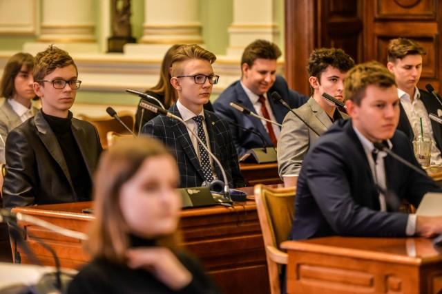 Obradowała Młodzieżowa Rada Miasta Gdańska