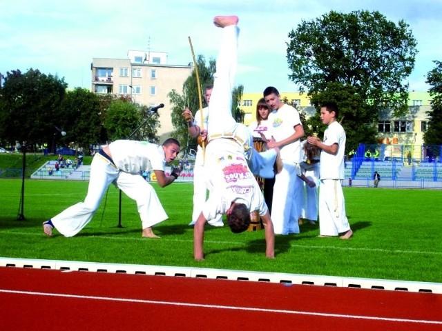 Podczas sobotniego treningu ełcka grupa Abada Capoeira świętować będzie piąte urodziny.