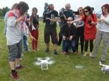 Dron z pigułkami aborcyjnymi przyleciał z Frankfurtu do Słubic
