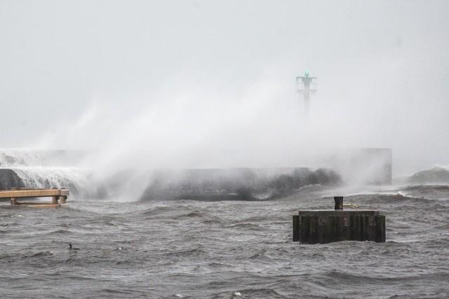 Alarm przeciwpowodziowy na Pomorzu