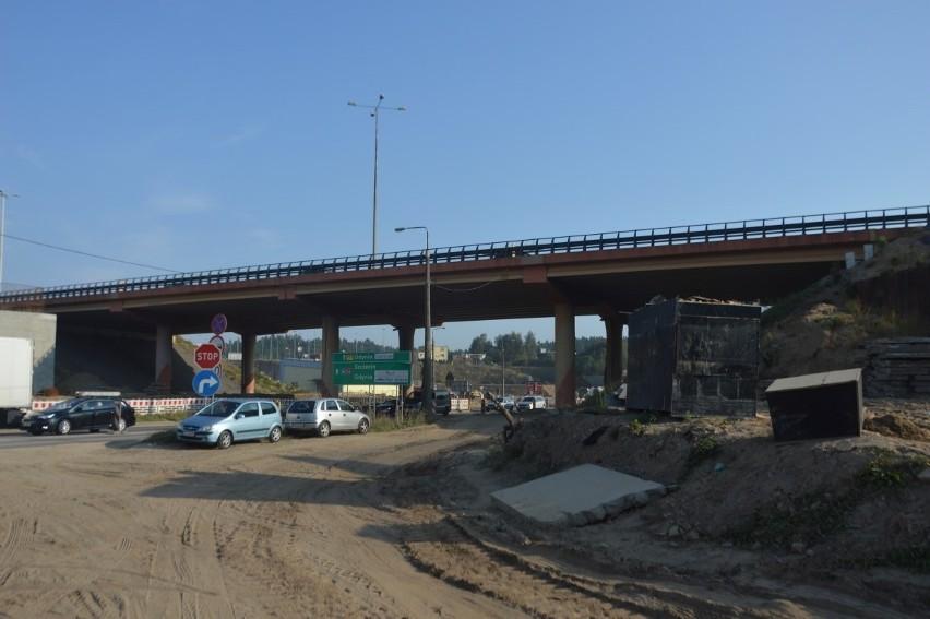 Budowa Trasy Kaszubskiej idzie jak burza! Zobaczcie zdjęcia z placu budowy