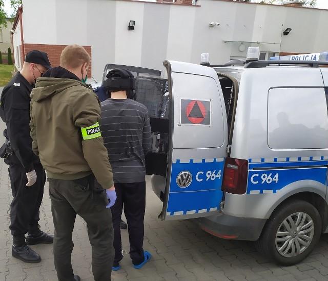 Krzysztof S. usłyszał zarzut zbrodni połączony z rozbojem i podżeganie do zabójstwa. Przyznał się, grozi mu dożywocie. Sąd przedłużył mu areszt o kolejne trzy miesiące
