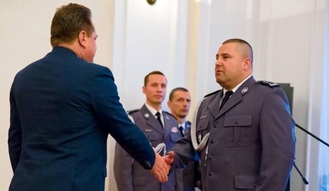 Inspektor Daniel Kołnierowicz to przyszły Komendant Główny Policji? Decyzja wkrótce