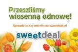 Sweetdeal.pl - dla Was zmieniamy się na wiosnę