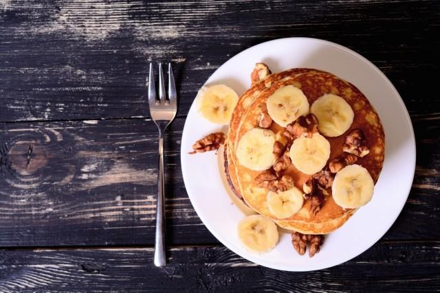 Śniadaniowy placek zbożowy - pomysł na zdrowe śniadanie