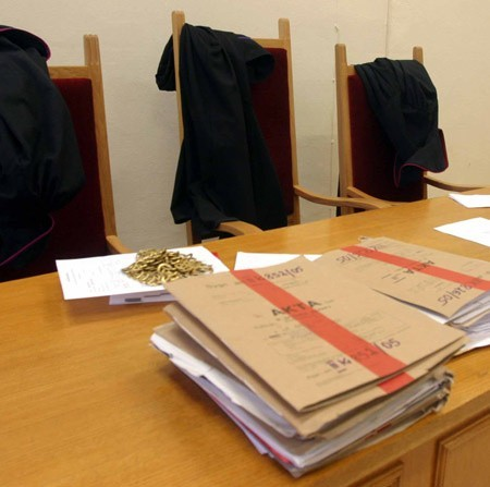 Z powodu choroby nie stawił się obrońca Zygmunta W. i sędzia przesunęła rozpoczęcie procesu.