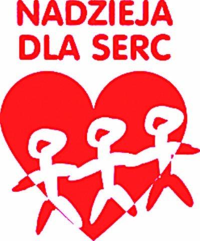 """Logo programu """"Nadzieja dla serc"""""""