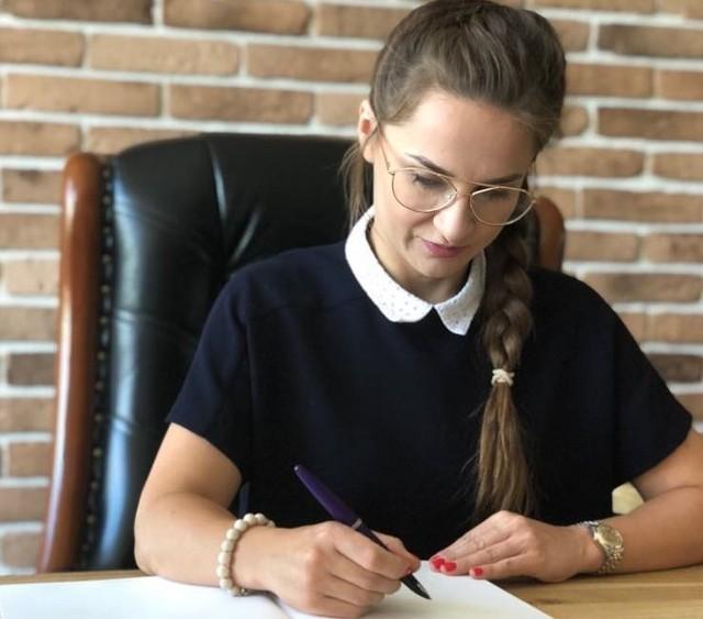 Adwokat, licencjonowany doradca restrukturyzacyjny - Paulina Bursztein z Notables Kancelaria Adwokacka w Kielcach,specjalistka w zakresie prawa upadłościowego.