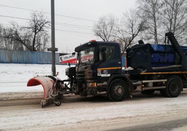 Tak wyglądała ostatnia zima na ulicach Dąbrowy Górniczej Zobacz kolejne zdjęcia/plansze. Przesuwaj zdjęcia w prawo - naciśnij strzałkę lub przycisk NASTĘPNE