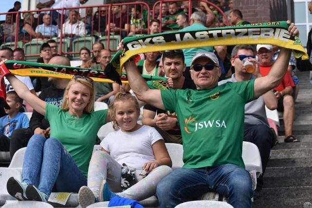 Garbarnia Kraków pokonała GKS Jastrzębie