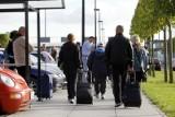Ewakuacja wrocławskiego lotniska. Co się stało?