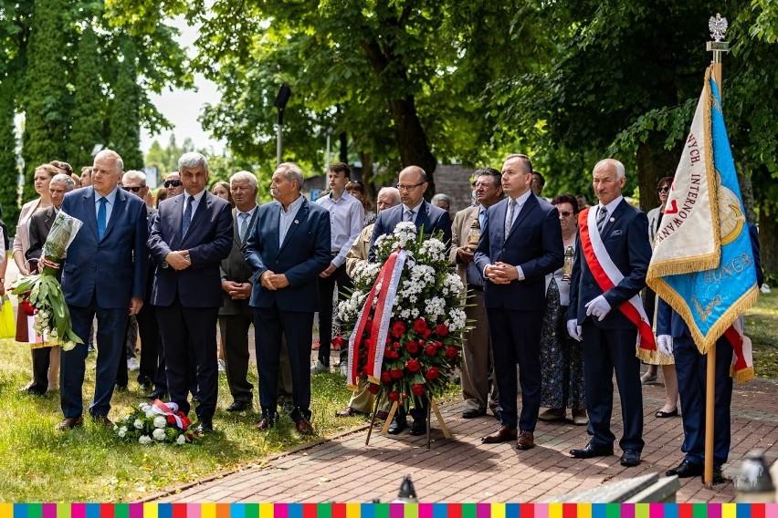 W sobotę (12 czerwca) przy ul. Suchowolca 27 odbyły się...