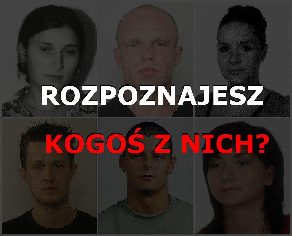468df252f Oto zdjęcia osób, które są poszukiwane przez policję z naszego regionu w  związku z kradzieżami