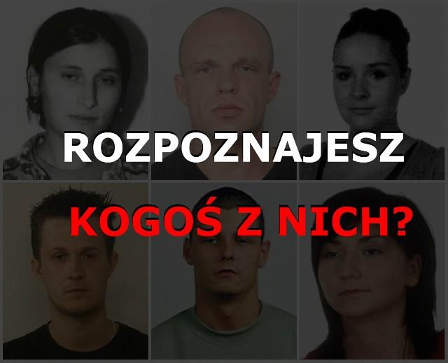 Oto zdjęcia osób, które są poszukiwane przez policję z naszego regionu w związku z kradzieżami i rozbojami. Być może rozpoznacie kogoś z nich i pomożecie w wymierzeniu sprawiedliwości.Zobacz kolejne zdjęcie ----->